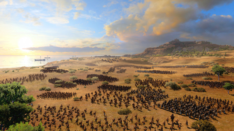 A Total War Saga Troy PC