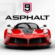 Carátula de Asphalt 9: Legends - Nintendo Switch