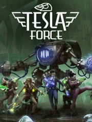 Carátula de Tesla Force: United Scientists Army - PC