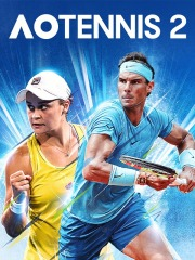 Carátula de AO Tennis 2 - Nintendo Switch
