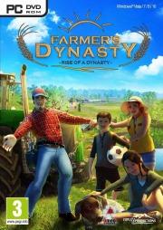 Carátula de Farmer's Dynasty - PC