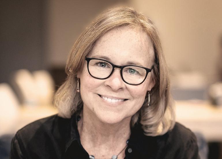 Kelley Gilmore, directora general de Cloud Chamber