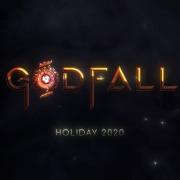 Carátula de Godfall - PS5