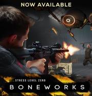 Carátula de Boneworks - PC
