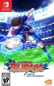 Carátula de Captain Tsubasa: Rise of New Champions - Nintendo Switch
