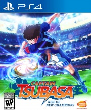 Carátula de Captain Tsubasa: Rise of New Champions - PS4