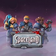 Carátula de Spaceland - PS4