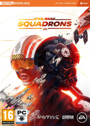 Carátula de Star Wars: Squadrons - PC