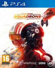 Carátula de Star Wars: Squadrons - PS4