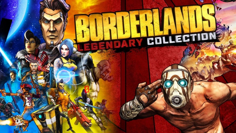 Imagen de Borderlands Legendary Collection