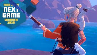 Jugamos a Windbound, un survival-crafting con un estilo visual similar a Zelda Breath of the Wild