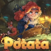 Carátula de Potata: Fairy Flower - PS4