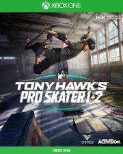Carátula de Tony Hawk's Pro Skater 1 and 2 - Xbox One