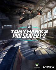 Carátula de Tony Hawk's Pro Skater 1 and 2 - PC