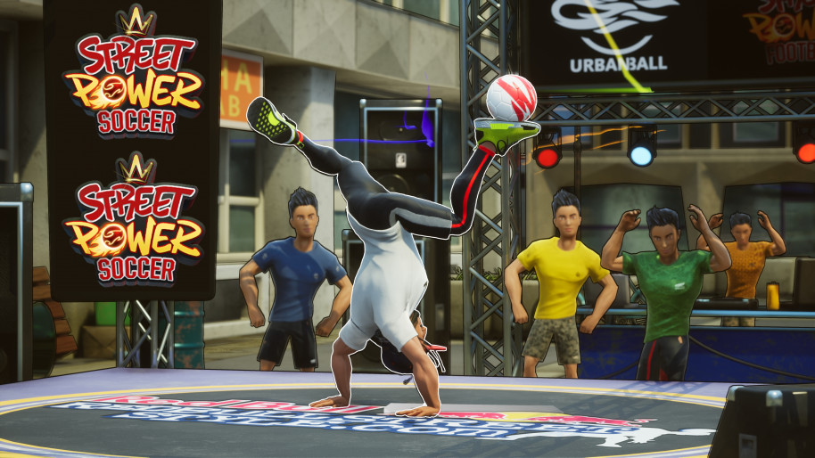 Street Power Football PS4
