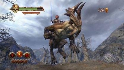 Golden Axe Beast Rider Xbox 360