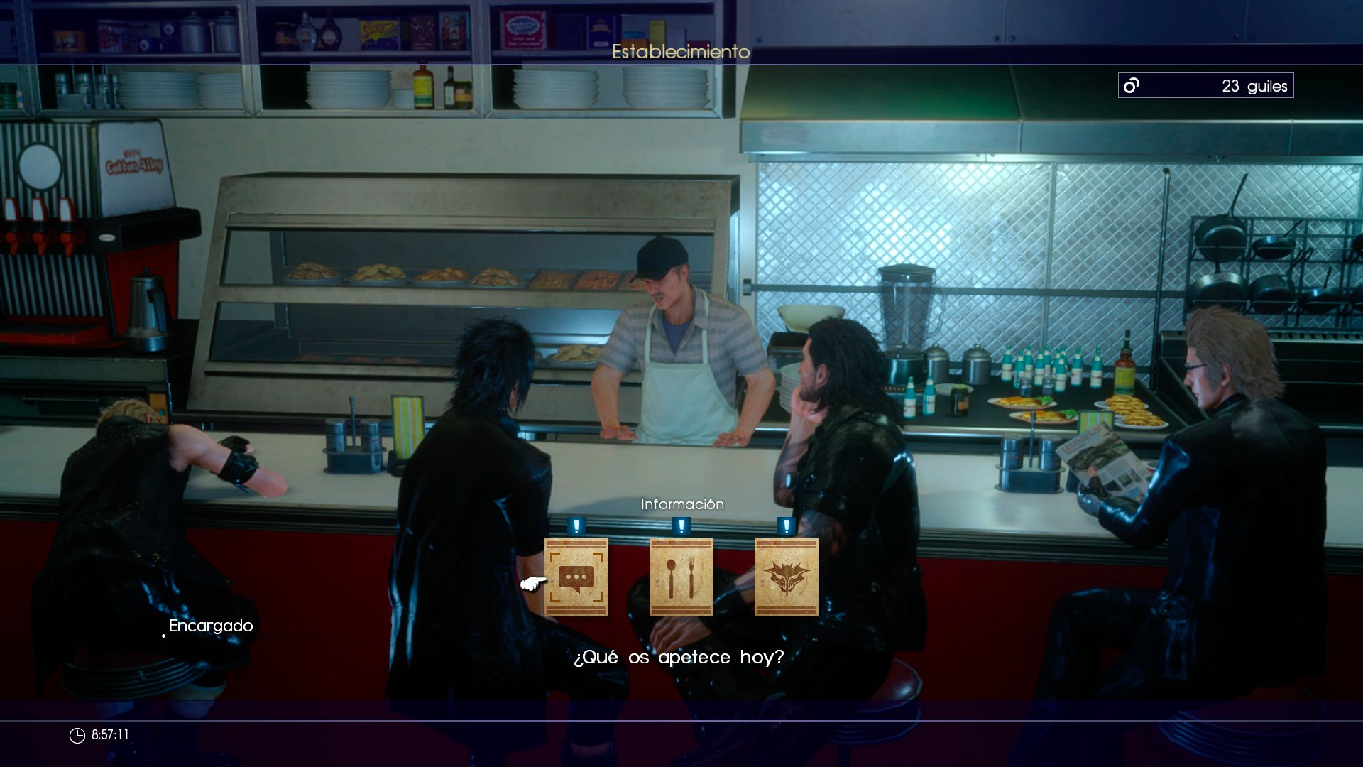 Análisis De Final Fantasy Xv Para Ps4 3djuegos