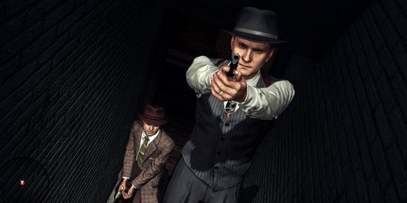 L.A. Noire an�lisis