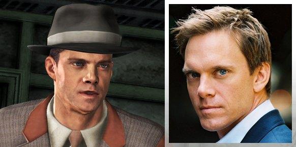 L.A. Noire: L.A. Noire: Entrevista Adam Harrington