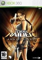Carátula de Tomb Raider: Anniversary - Xbox 360