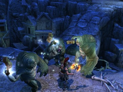 Titan Quest Immortal Throne PC