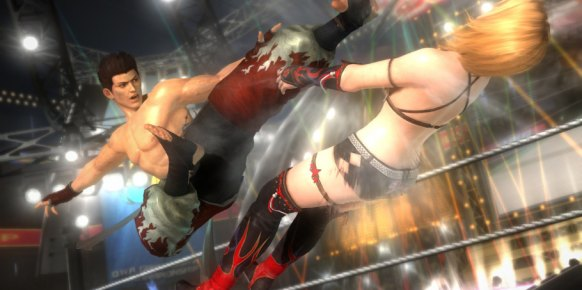 Dead or Alive 5 an�lisis