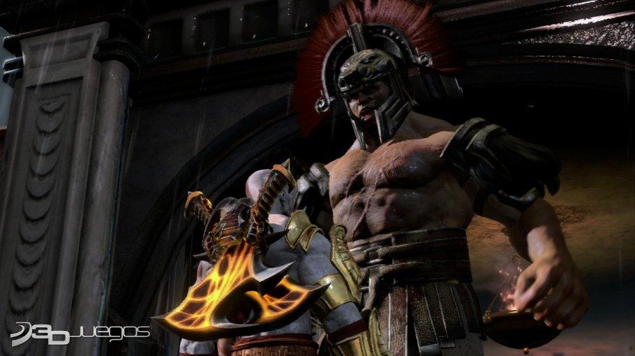 God of War 3 - An�lisis