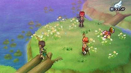 Dragon Quest IX: Impresiones jugables