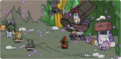 Castle Crashers también para PlayStation 3