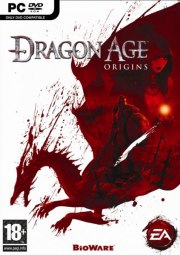 Carátula de Dragon Age: Origins - PC