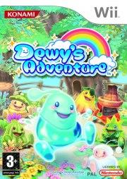 Carátula de Dewy's Adventure - Wii