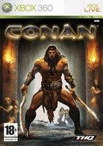 Carátula de Conan - Xbox 360