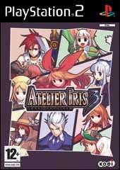 Carátula de Atelier Iris 3: Grand Fantasm - PS2