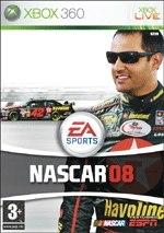Carátula de NASCAR 08 - Xbox 360