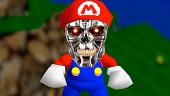 Una inteligencia artificial aprende a jugar a Super Mario 64
