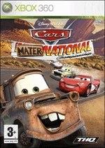 Carátula de Cars: La Copa Internacional de Mate - Xbox 360