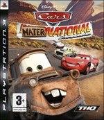 Carátula de Cars: La Copa Internacional de Mate - PS3