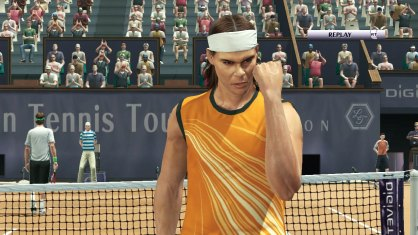 Smash Court Tennis 3 (Xbox 360)