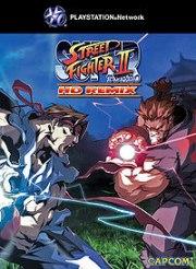 Carátula de Street Fighter II Turbo HD Remix - PS3