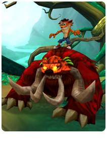 """Crash Bandicoot pone fecha a su regreso en """"Lucha de Titanes"""""""
