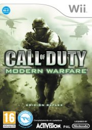 Carátula de Call of Duty: Modern Warfare Reflex - Wii