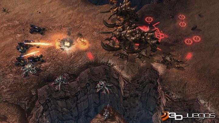 StarCraft 2 Wings of Liberty - Avance: Multijugador