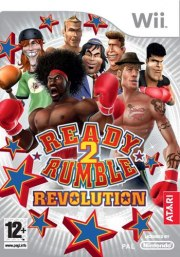 Ready to Rumble 2: Revolution