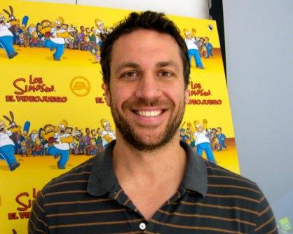 Los Simpson El Videojuego: Los Simpson El Videojuego: Entrevista a Greg Rizzer