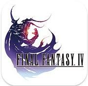Carátula de Final Fantasy IV - iOS