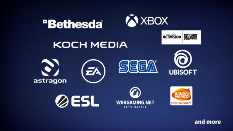 Gamescom 2020 anuncia sus compañías participantes, con nombres como Xbox, Bethesda y Activision