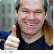 Uwe Boll suelta una nueva perlita