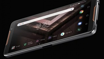 ASUS presenta su ROG Phone, con unas especificaciones de aúpa