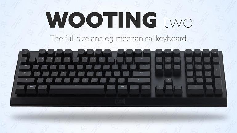 Hablemos de Wooting y los teclados analógicos