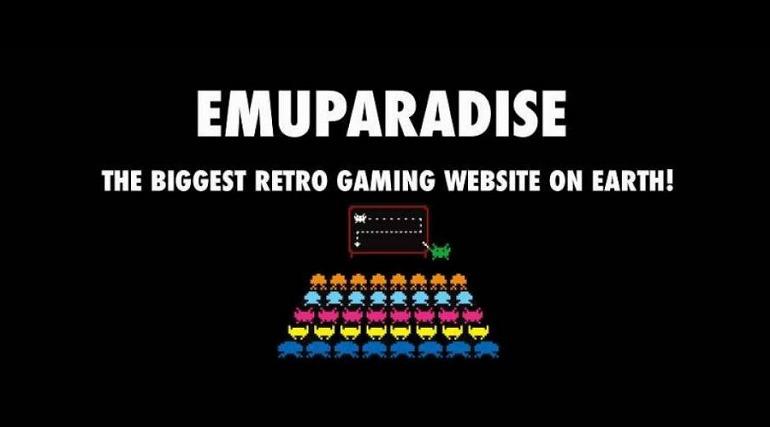 EmuParadise retira su biblioteca de ROM para evitar problemas legales